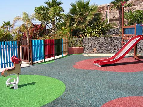 ZONA INFANTIL: Hotel Sheraton La Caleta