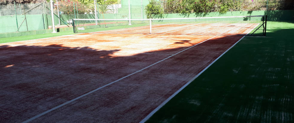 Club de Tenis Capicúa Pista de Tenis