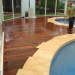 2. limpieza de exterior wood cleaner